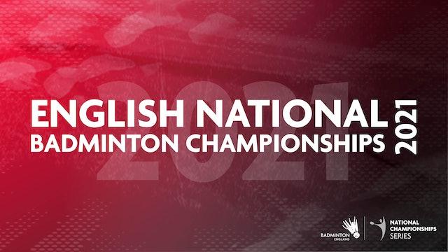 English National Badminton Championships