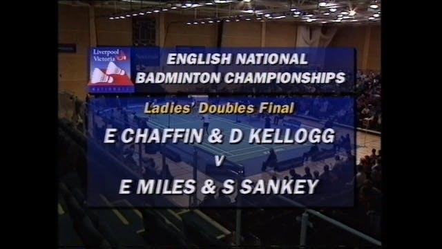 BADMINTON GOLD | EN 2000 | CHAFFIN/KE...