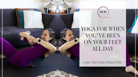 Bad Yogi Studio Video