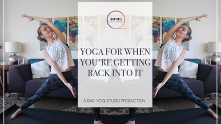 Bad Yogi Studio Video