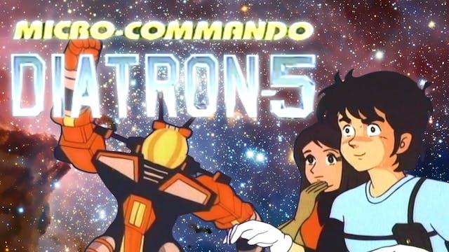 Micro-Commando Diatron-5