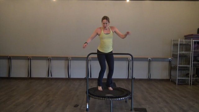 HIIT BOUNCE-30 minutes