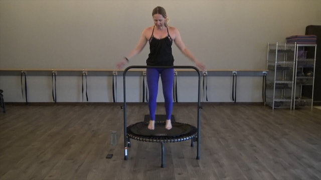 HIIT BOUNCE-45 minutes