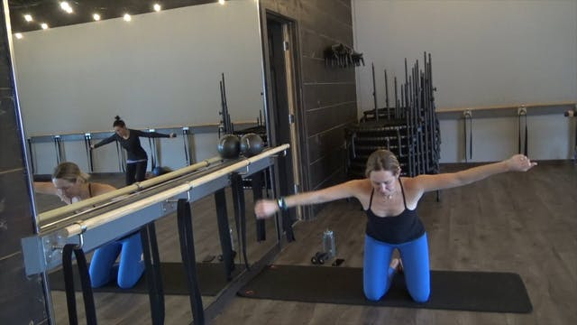 Barre Advanced-60 minutes 1