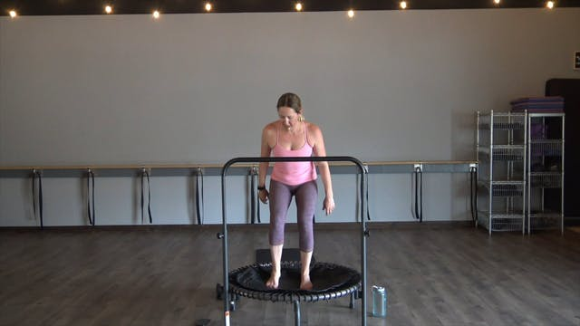 HIIT BOUNCE- 50 minutes