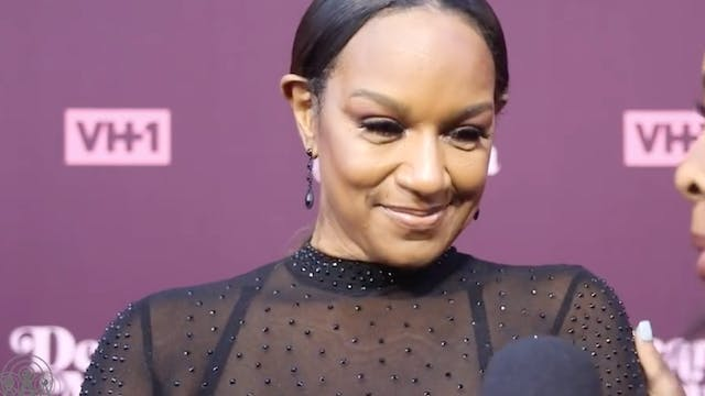 Baller Alert Jackie Christie Talks Mo...
