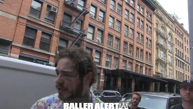 Post Malone Talks New Album, Tour, Favorite Rapper & More!