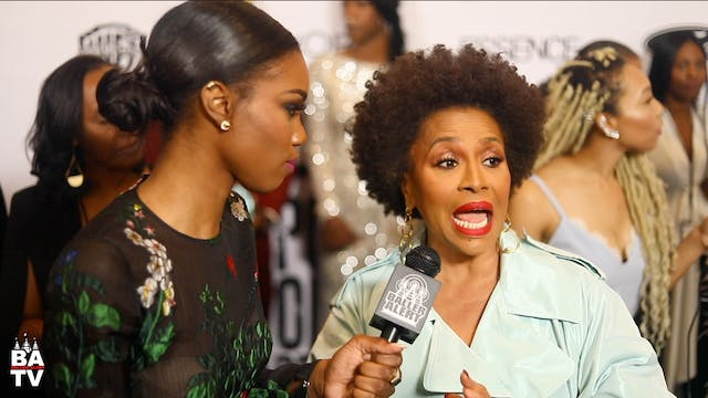Jenifer Lewis Explains #ThatsEnough