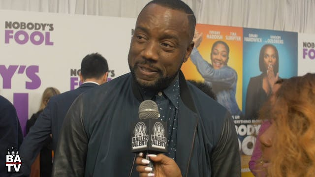 Malik Yoba Talks Foods He Doesn't lik...