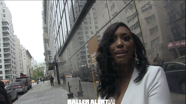 RHOA Star Porsha Williams Talks New B...