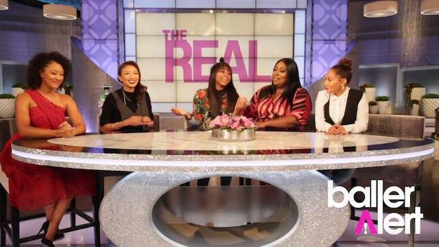 The Real' Cast Talks Black Hair