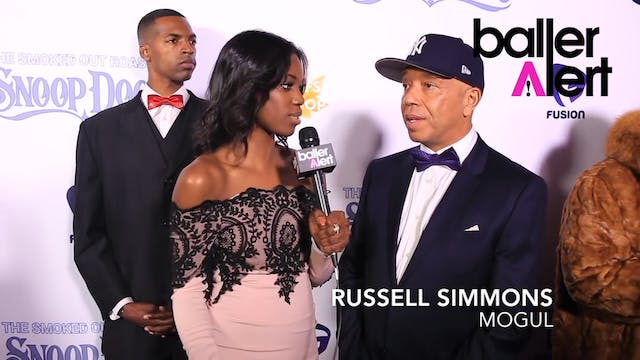 Russell Simmons Discusses Open Letter...