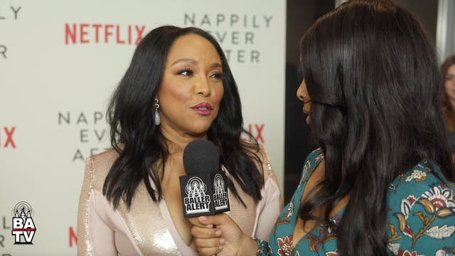 Lynn Whitfield Talks Hair And More!