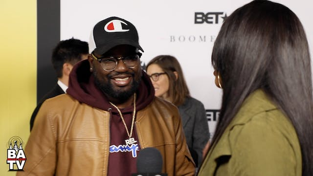 Lil Rel Howery Talks The Creative Thi...