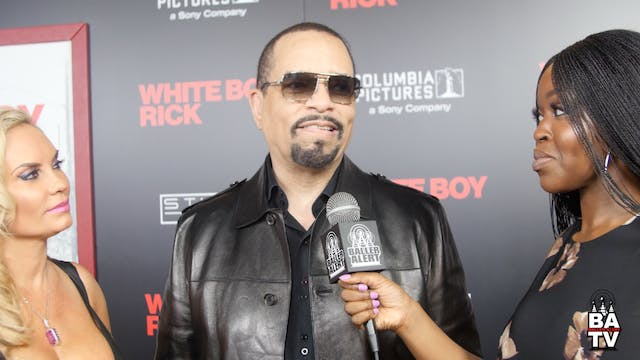 Ice-T Talks The Craziest Thing He's D...