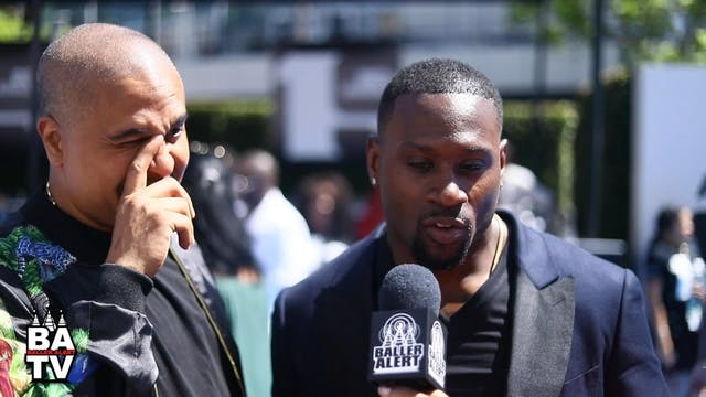 Irv Gotti & Thomas Q. Jones Talks Tal...