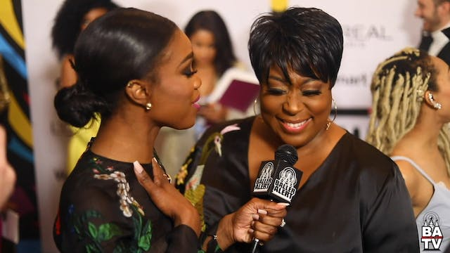 Loni Love Says Her Favorite Thing Abo...