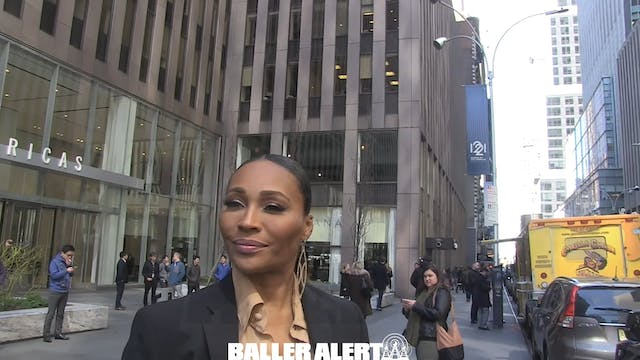 Cynthia Bailey Hints at Possibility o...