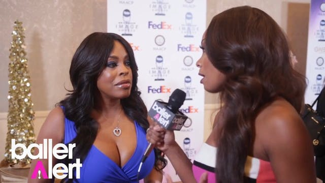 Niecy Nash Talks Playing A Sexy Role ...