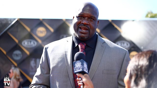 Shaq Talks NBA Super Teams and More!