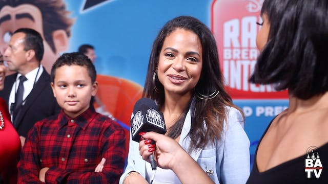 Christina Milian Talks Favorite Viral...
