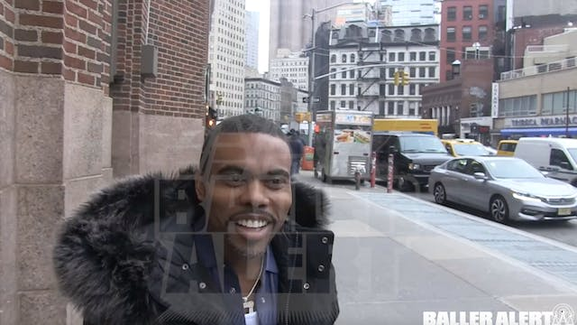 Lil Duval Says He's Too Famous To Com...