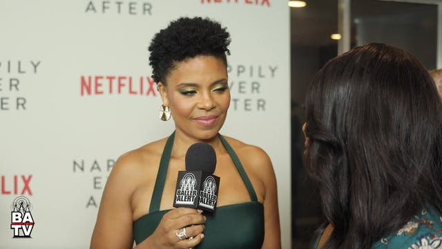 Sanaa Lathan Talks The Confidence She...
