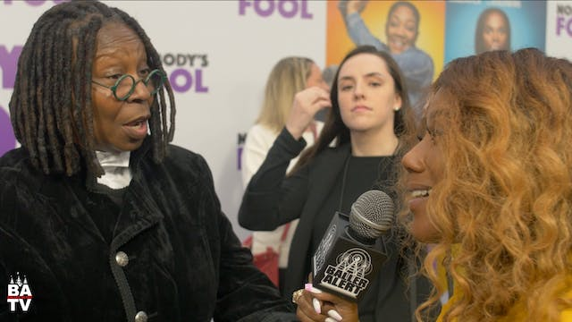 Whoopi Goldberg Talks Heartbreak Song...