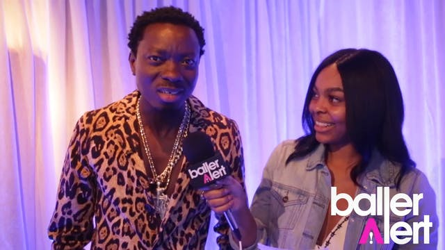 Michael Blackson and More  Talks Hip ...