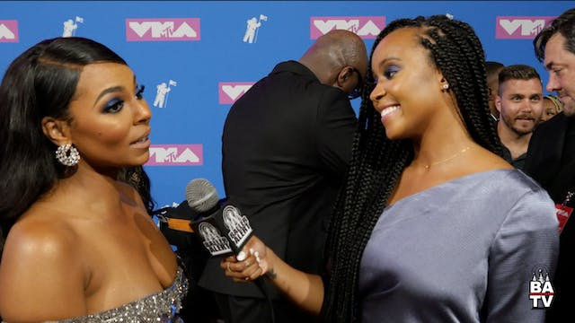 Ashanti Talks Best Moment With Aretha...