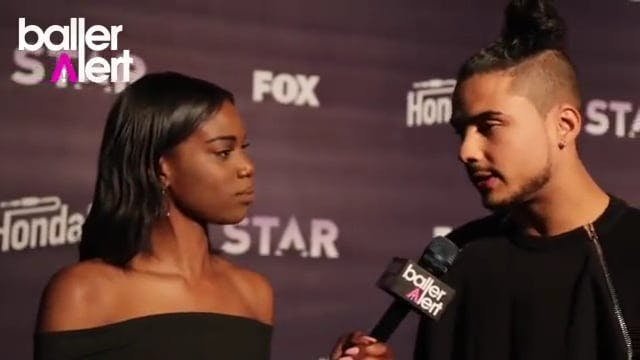 Quincy Brown of 'Star' Talks BLM & More