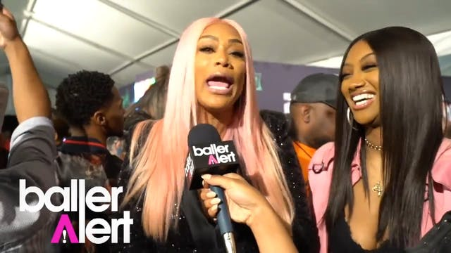 Tami Roman Gives Her Best DJ Khaled I...