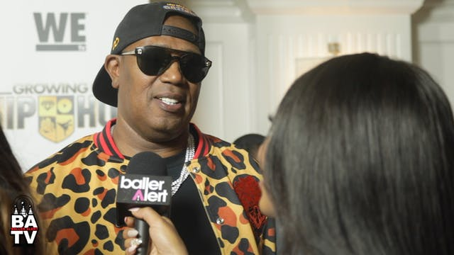 "Master P Talks ""I Got The Hookup 2"" a..."
