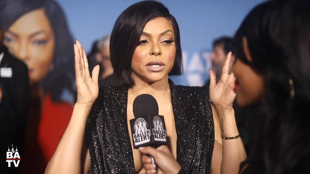Taraji P. Henson Shares Advice On How...