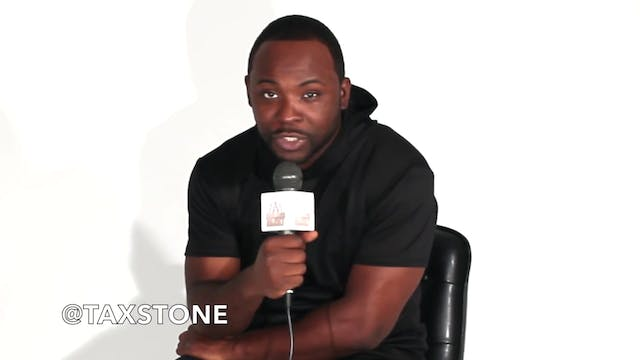 Podcaster @TaxStone Talks Beef With T...