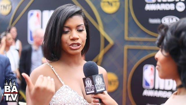 Taylor Brooks Talks Having Her Own Sh...