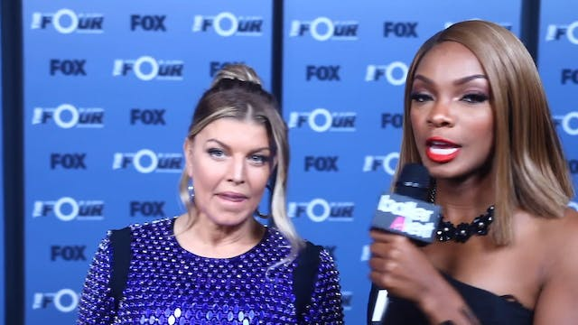Fergie Talks Beyonce, Nas, Kanye And ...