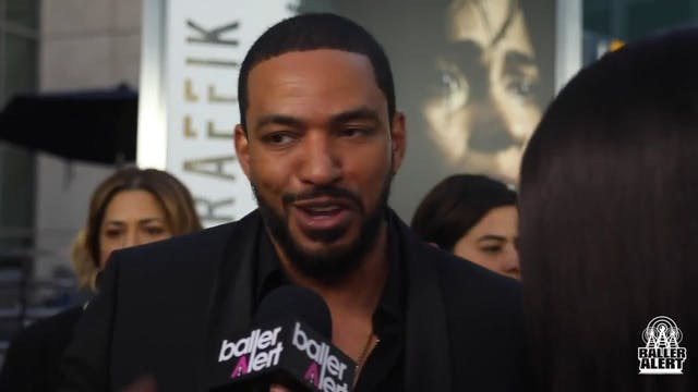 Laz Alonso Talks Women Empowerment an...