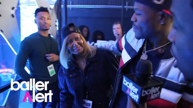 DC Young Fly & His Momma Talk Beatings