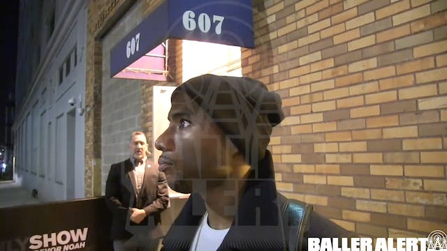 Charlamagne Tha God Talks Rev. John G...