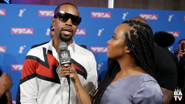 Safaree Samuels Talks His Twitter Feu...