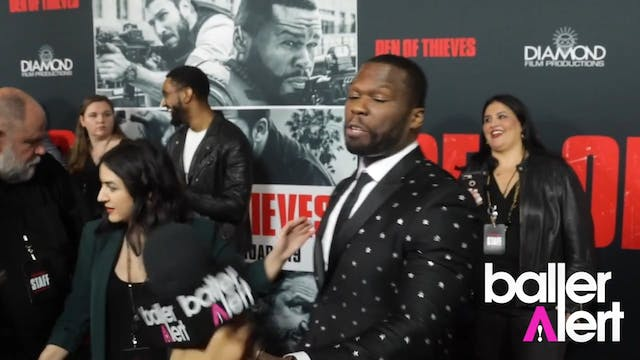 50 Cent Talks His Heist Team