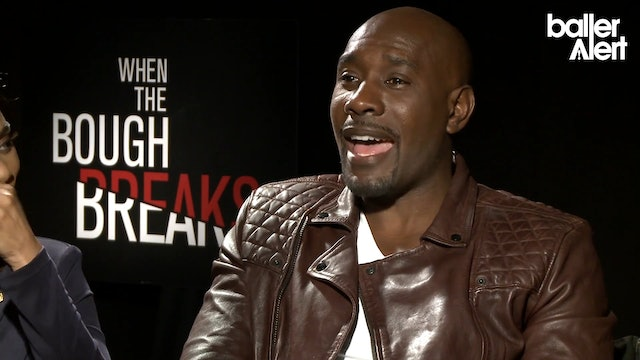 Baller Talk - Morris Chestnut & Regina Hall