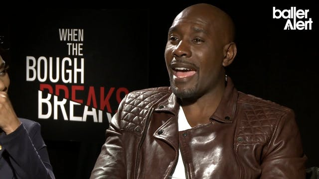 Baller Talk - Morris Chestnut & Regin...