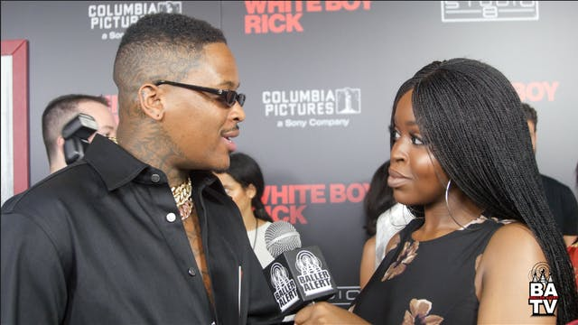YG Talks His Role In 'White Boy Rick'...