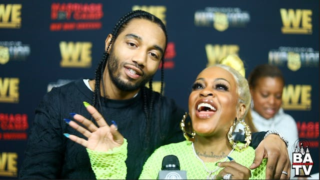 Lil' Mo and Karl Dargan Talk The Bigg...