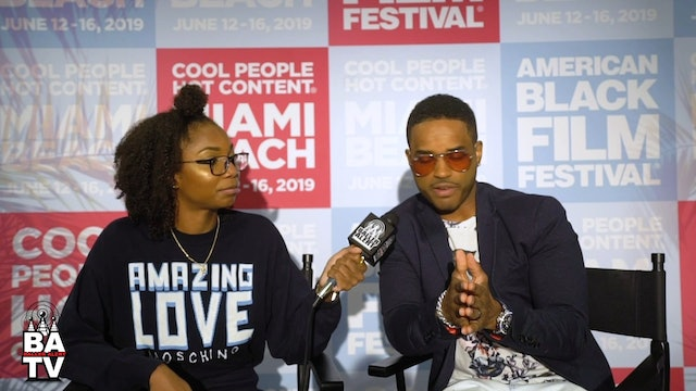 "Larenz Tate Talks Representation In Hollywood, Reboots, ""Power"" and More!"
