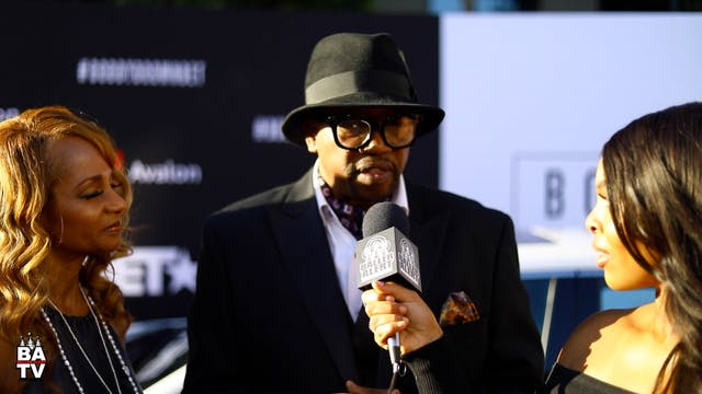T. K. Carter Talks His Role In 'The B...