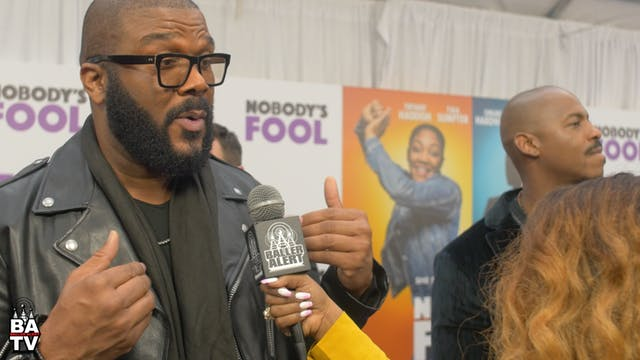 Tyler Perry Talks Promblematic Family...
