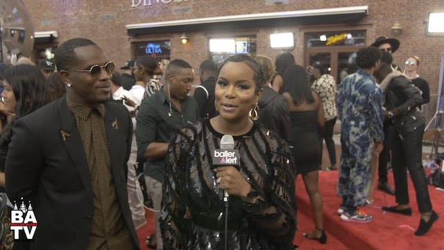 "Letoya Luckett Talks The ""Glue"" to He..."